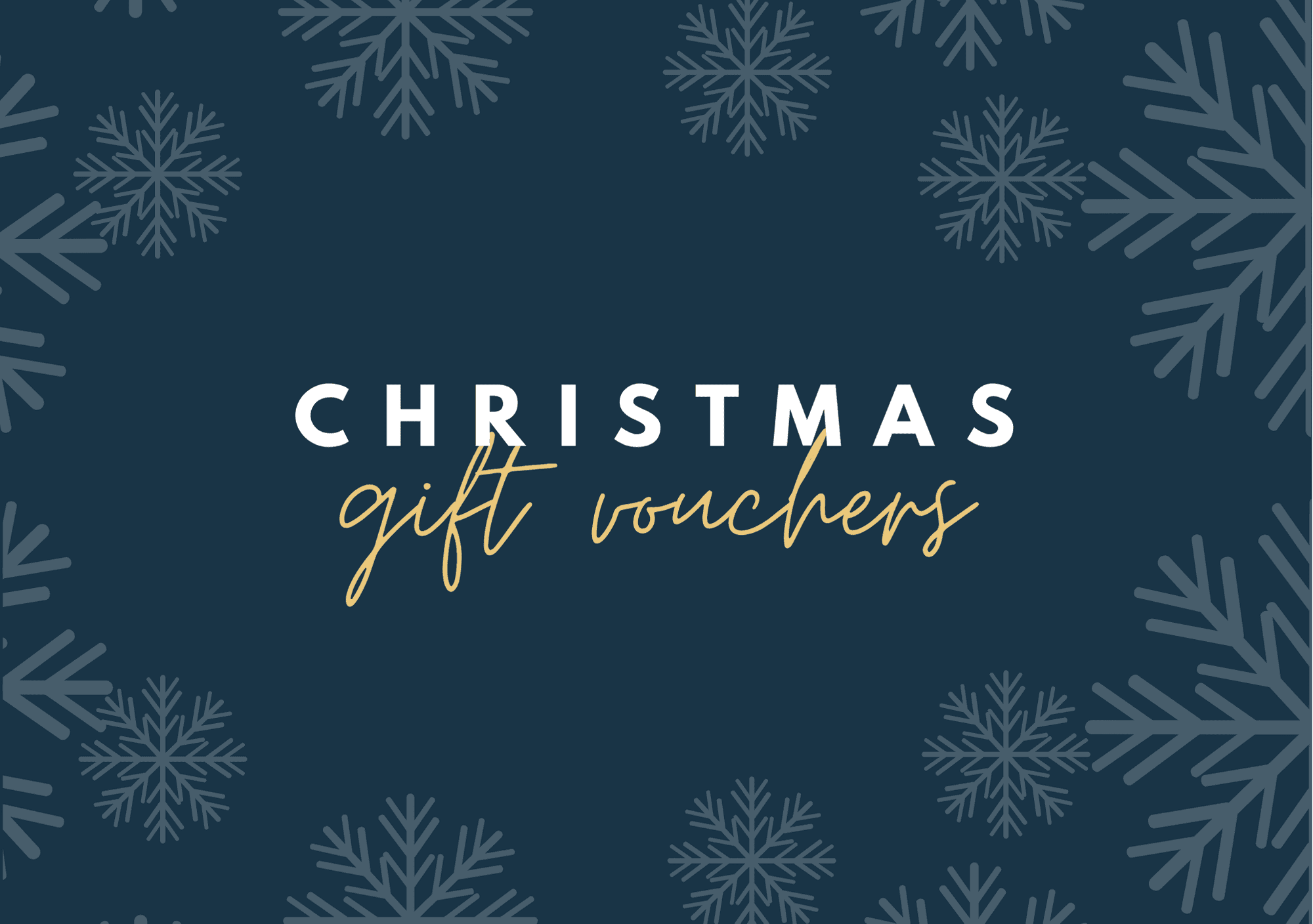 MADE Christmas Vouchers